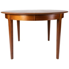 Dining Table in Teak of Danish Design from the 1960s
