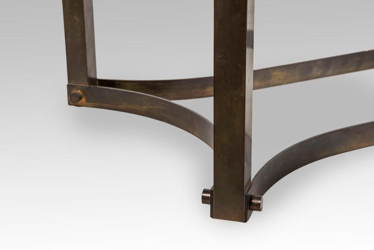 Italian Dining Table in the Style of Allessandro Albrizzi For Sale