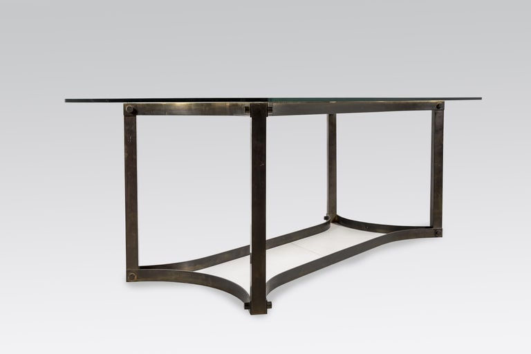 Late 20th Century Dining Table in the Style of Allessandro Albrizzi For Sale