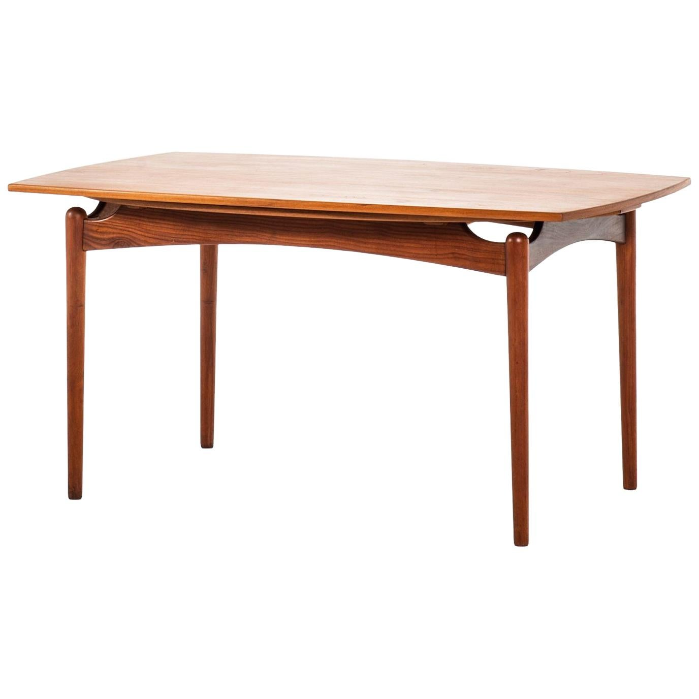 Dining Table in the Style of Finn Juhl Produced in Denmark