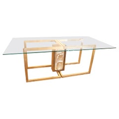 Dining Table in the Style of Nerone Patuzzi, Italy, 1960s