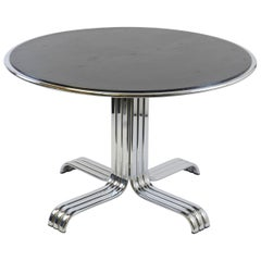 Dining Table in the Style of Willy Rizzo