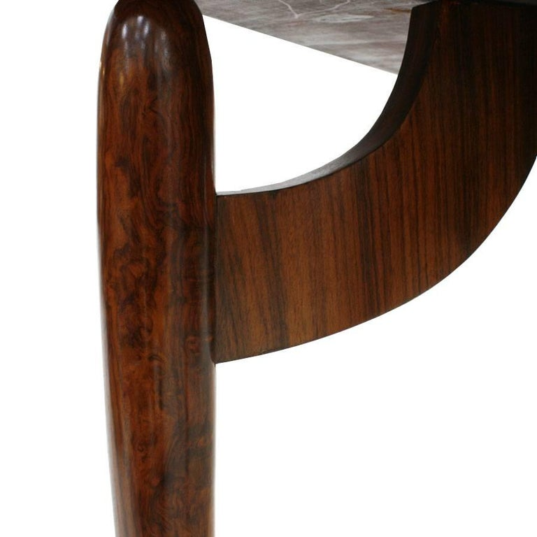 Italian Dining Table, Italy, 1950 For Sale