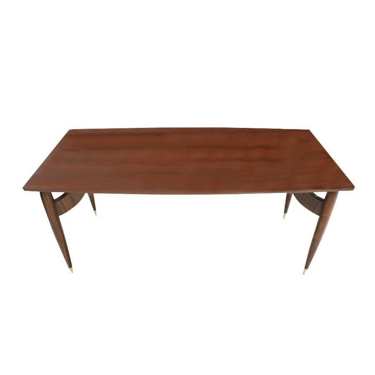 Mid-20th Century Dining Table, Italy, 1950 For Sale
