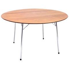 Dining Table Model 3600 by Arne Jacobsen for Fritz Hansen, 1960s