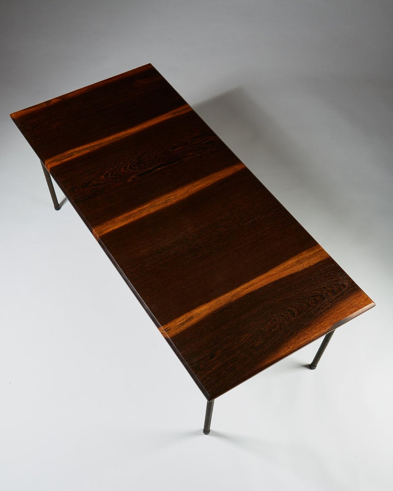 Swedish Dining Table or Desk, Anonymous, Finland, 1960s For Sale