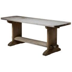 """Dining Table """"Skoga"""" Designed by Axel-Einar Hjorth, Sweden, 1932"""
