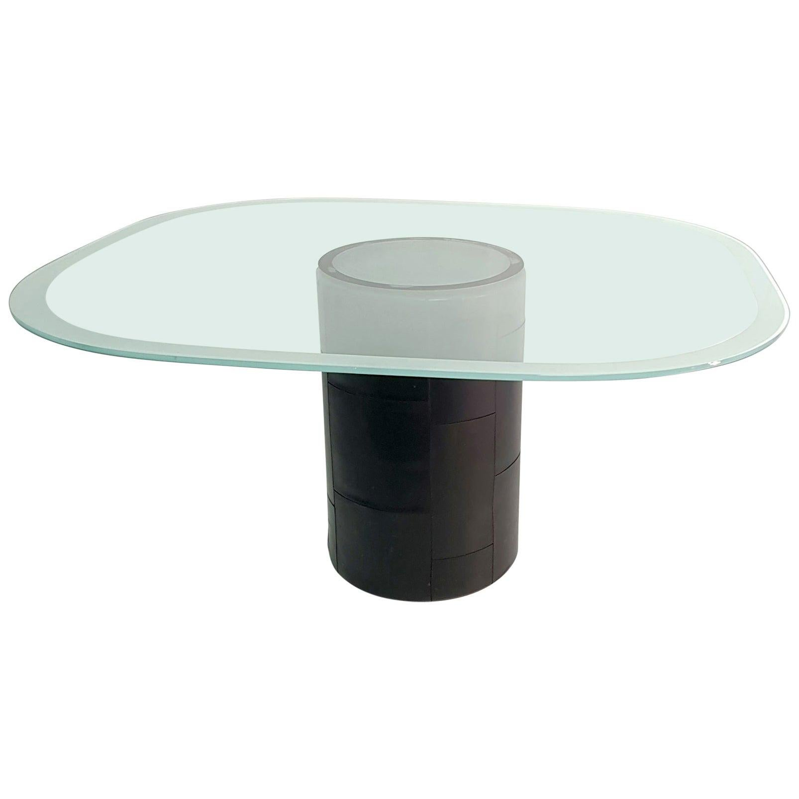 """Dining Table """"Tobio"""" by Afra & Tobia Scarpa for B&B Italia, 1973"""