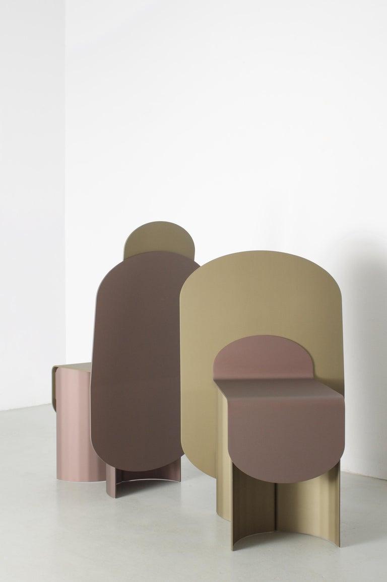 Contemporary Dinner for 2 by Oskar Peet and Sophie Mensen For Sale