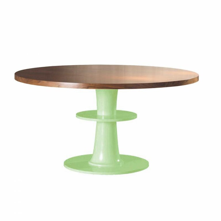 Portuguese Dinner Table Circule 120cm Ø For Sale