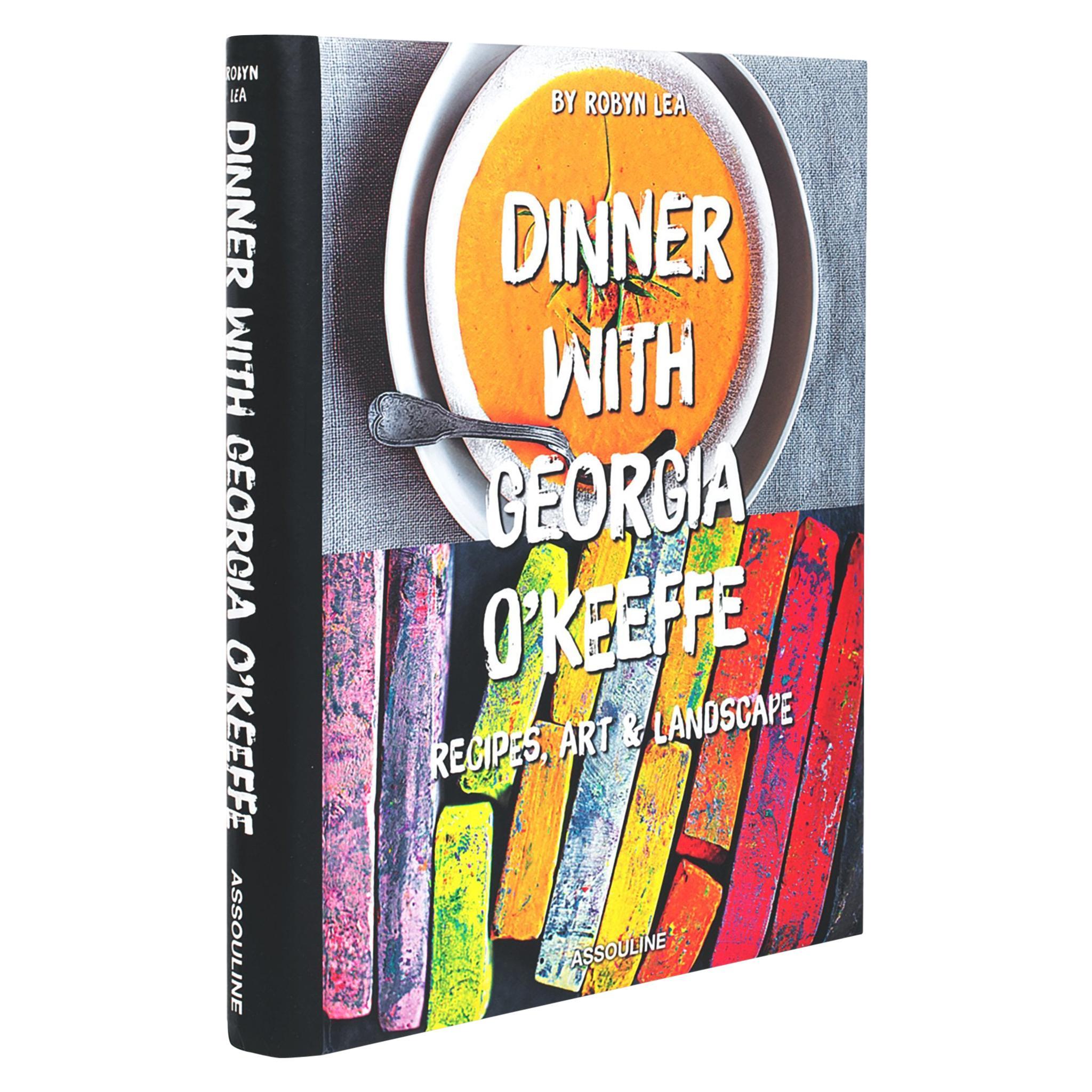 """Dinner with Georgia O'Keeffe"" Book"