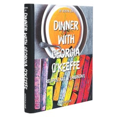 """Dinner with Georgia O'Keeffe"" Book"