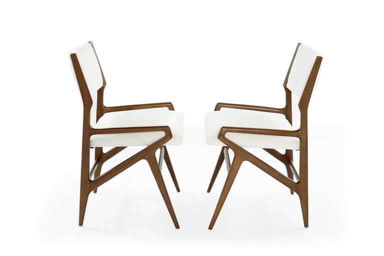 Dining Room Set by Gio Ponti for M. Singer & Sons, circa 1950s For Sale 3