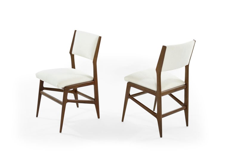 Dining Room Set by Gio Ponti for M. Singer & Sons, circa 1950s For Sale 4
