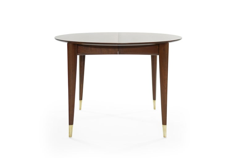 20th Century Dining Room Set by Gio Ponti for M. Singer & Sons, circa 1950s For Sale