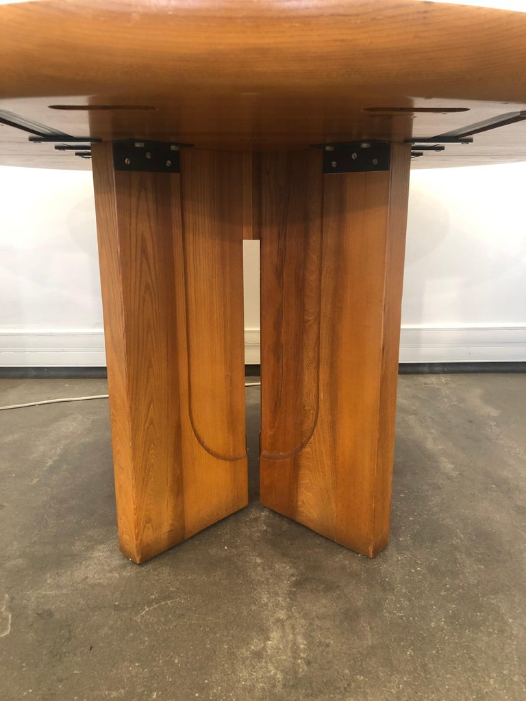 Dining Table by Luigi Gorgoni, 1974 For Sale 4
