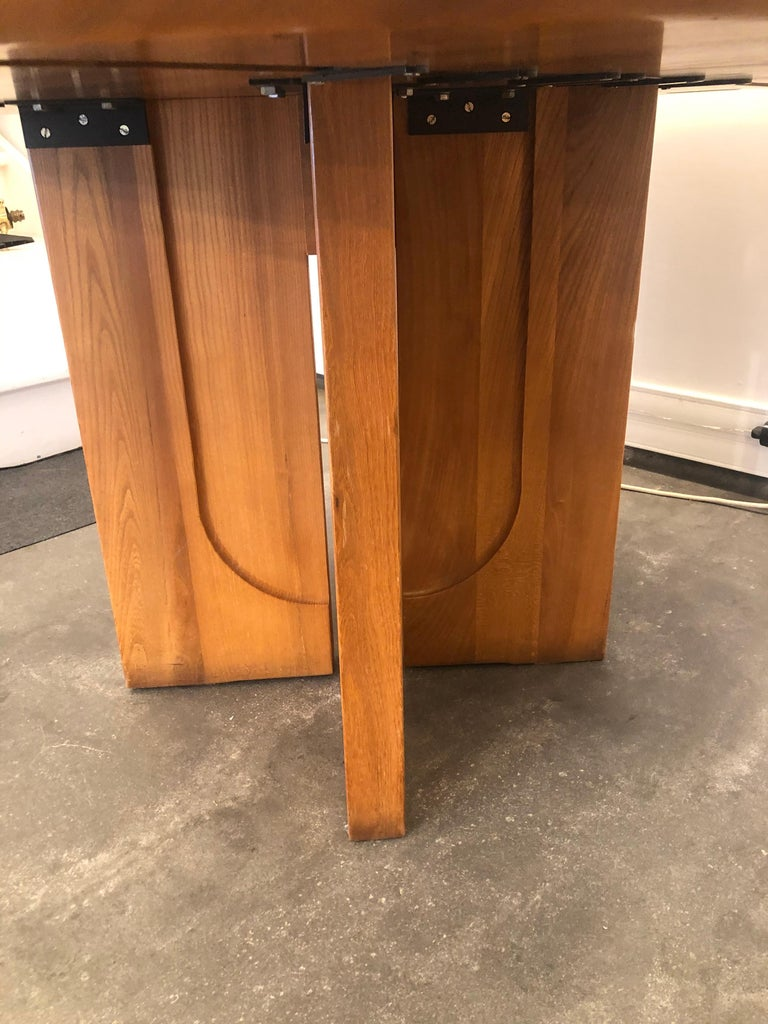 Dining Table by Luigi Gorgoni, 1974 For Sale 7