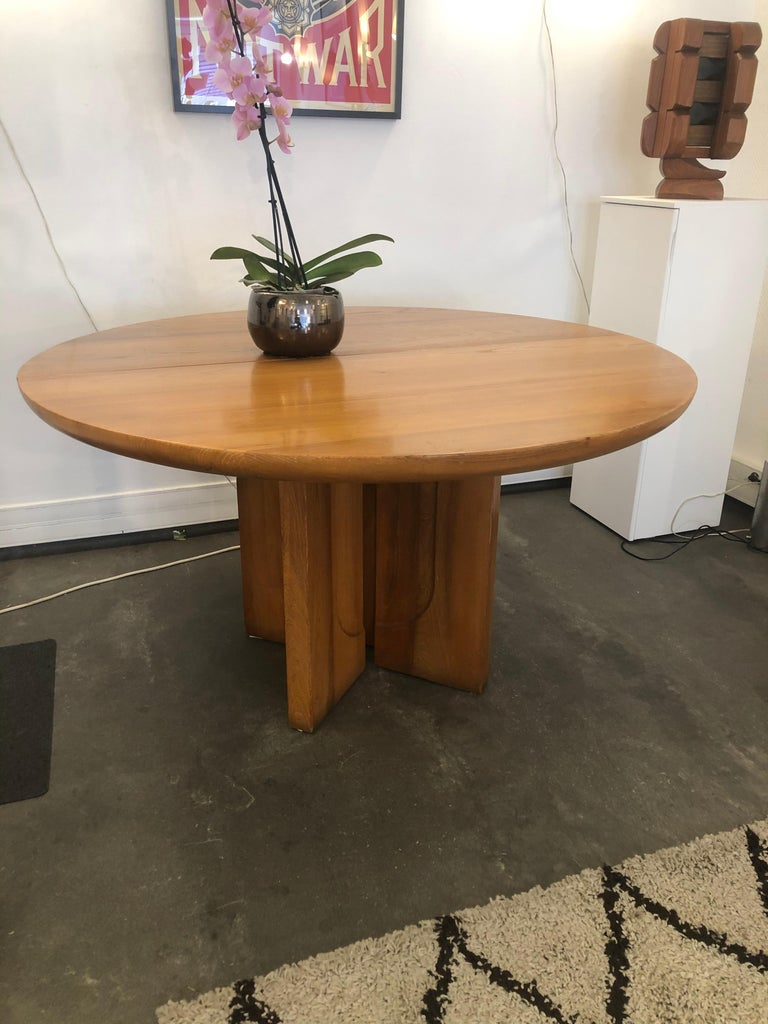 Dining Table by Luigi Gorgoni, 1974 For Sale 9