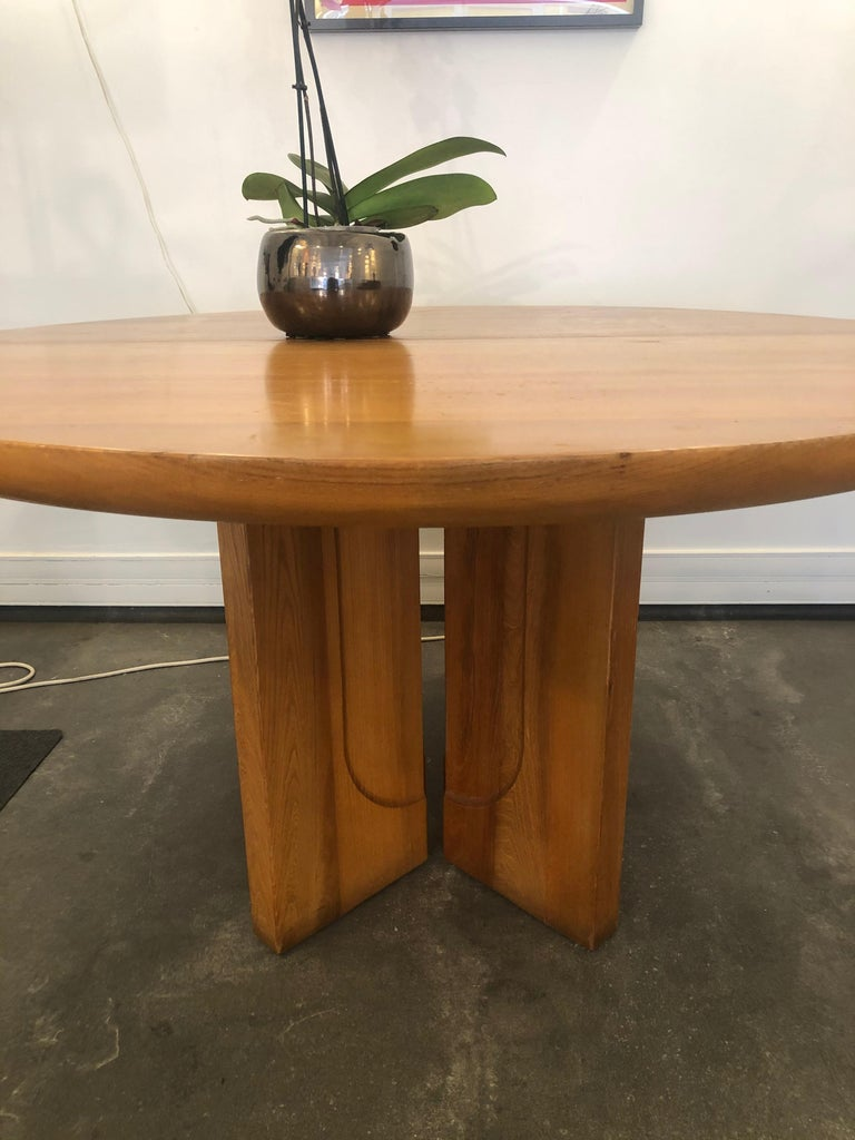 Dining Table by Luigi Gorgoni, 1974 For Sale 10