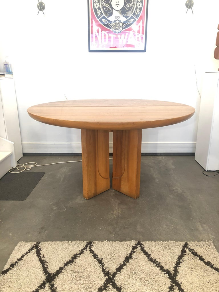 Dining Table by Luigi Gorgoni, 1974 For Sale 11