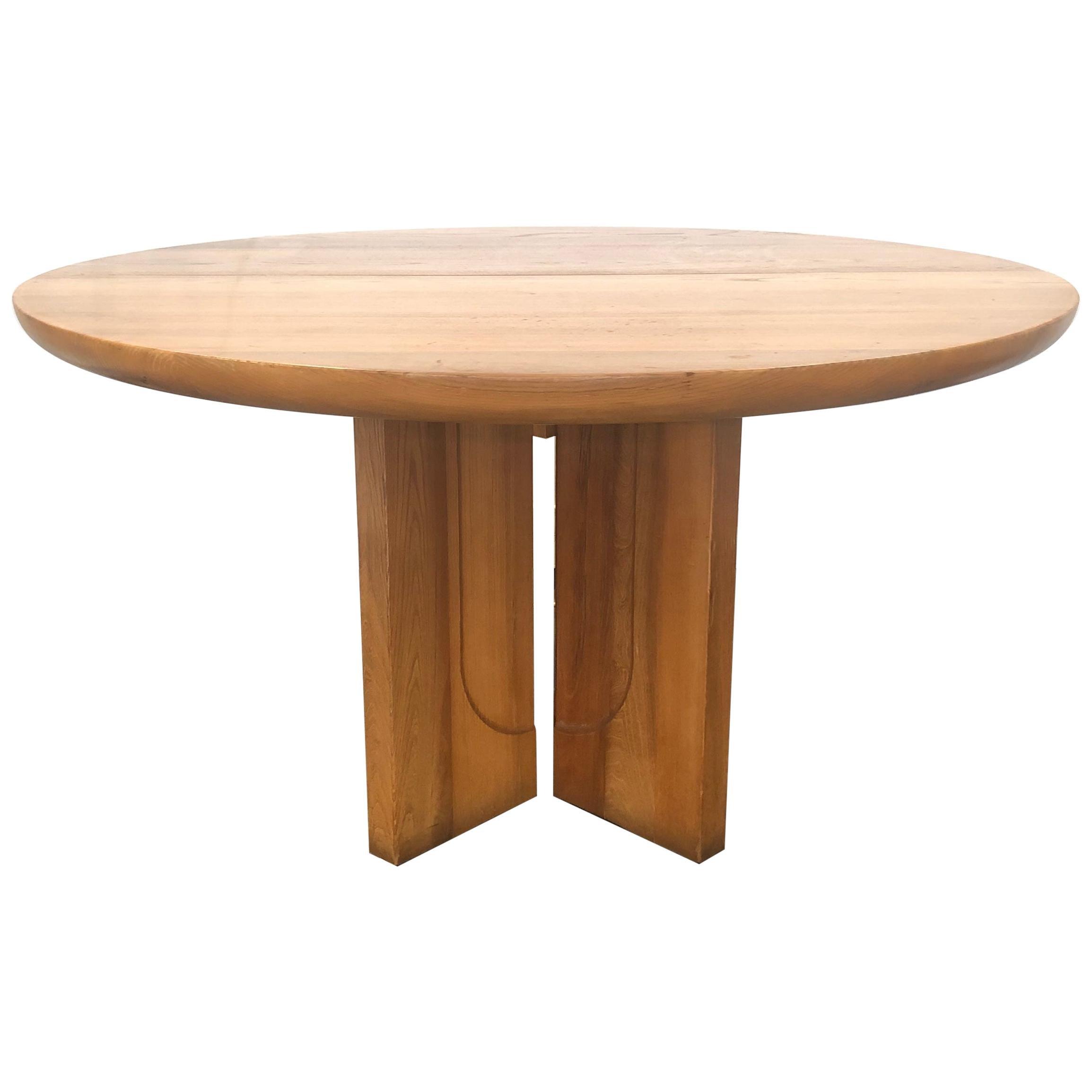Dinning Table by Luigi Gorgoni, 1974