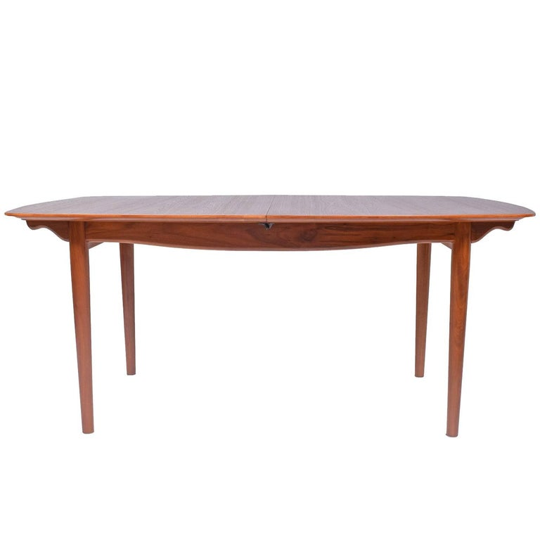 Dining Table Design by Finn Juhl Mfg. Baker Model #560