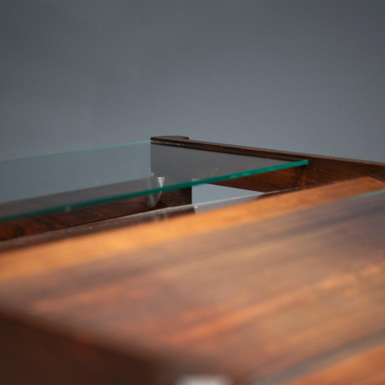 Italian Dione Coffee Table by Ico Parisi For Sale