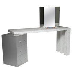 """Dione"" Desk by Antonia Astori for Driade"
