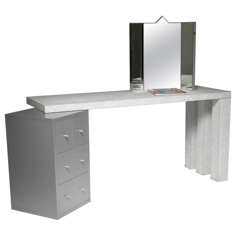 """Dione"" Desk by Antonia Astori for Driade For Sale"