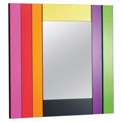 Dioniso3 Gli Specchi di Dioniso Wall Mirror, by Ettore Sottsass for Glas Italia