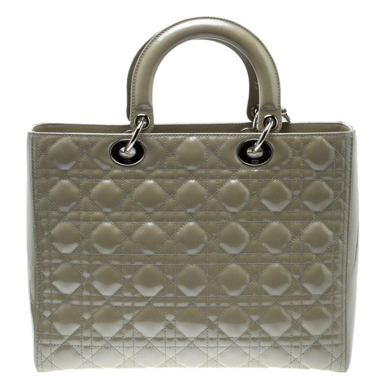 881307475e4 Pre Owned Lady Dior Bag