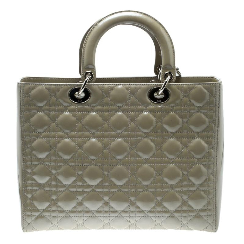 e552387b52e Pre Owned Lady Dior Bag