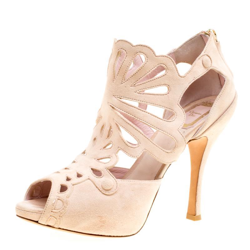 Dior Sandals - 49 For Sale on 1stdibs 84e32af2f53a