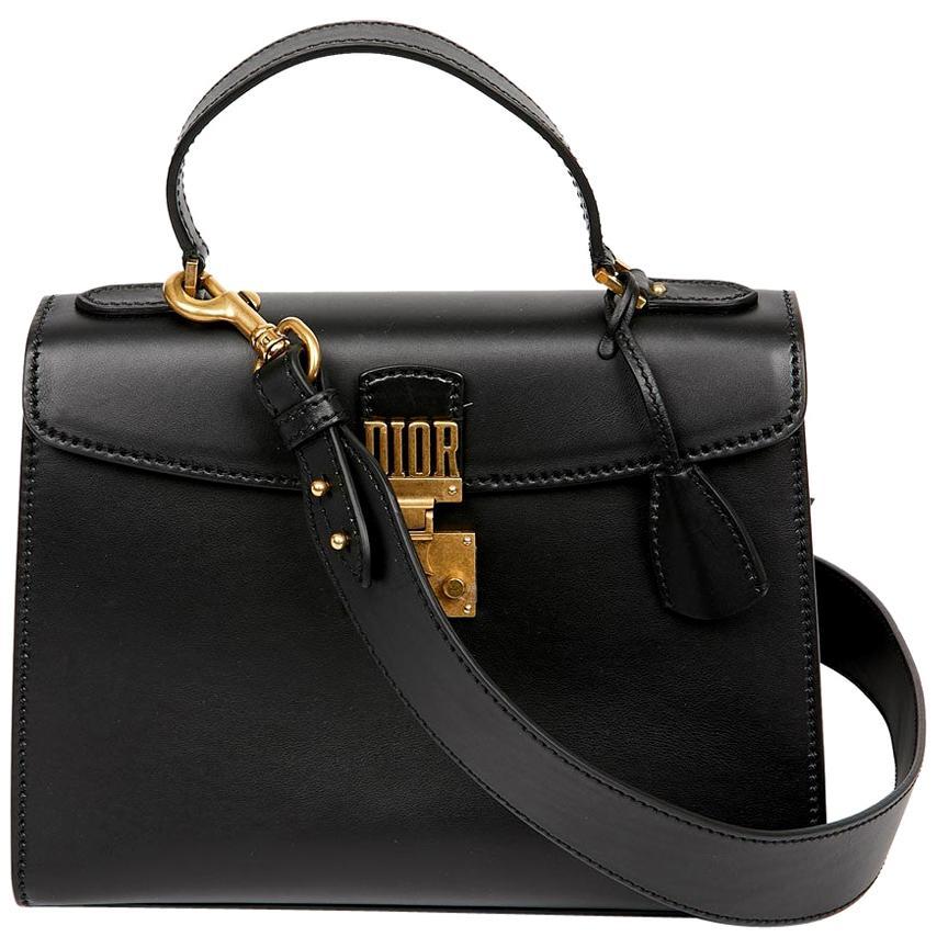 Dior Dioraddict Black Bag