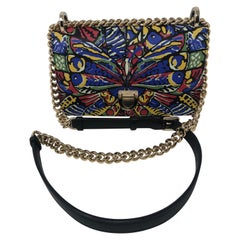 Dior Diorama Butterfly Crossbody Bag