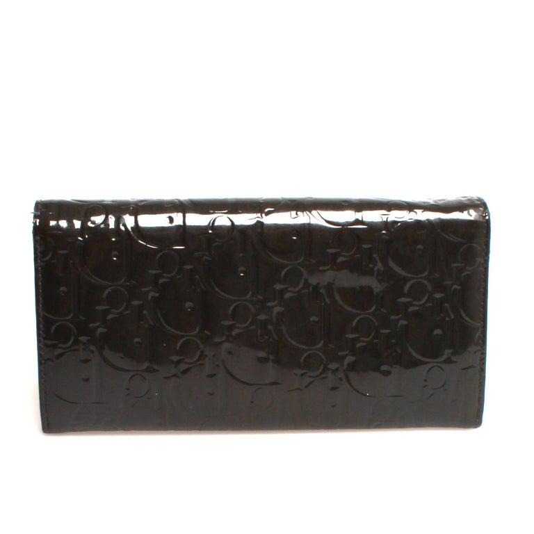 Dior Diorissimo Wallet In Fair Condition For Sale In Melbourne, Victoria