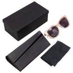 Dior Golden Diorama1 Sunglasses