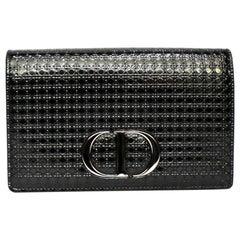 Dior Grey Vernice Belt Bag