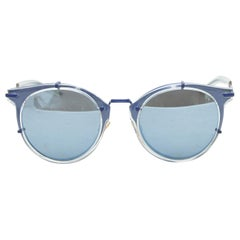 Dior Homme Blue inted Sunglasses