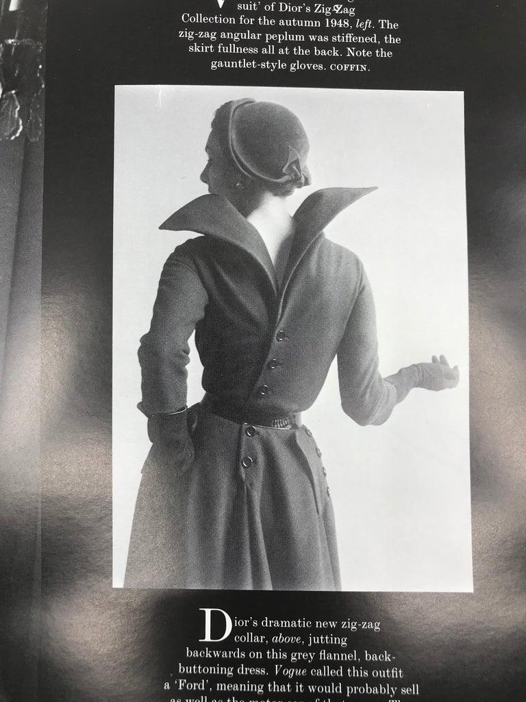 American Dior in Vogue Book