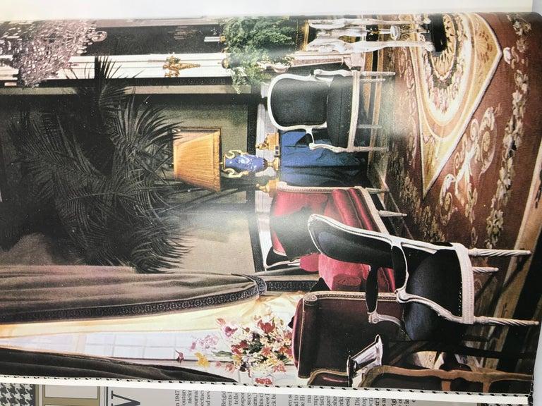 Paper Dior in Vogue Book