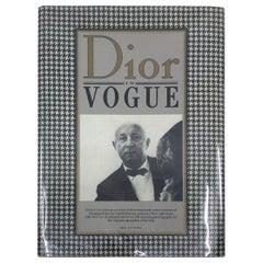 Dior in Vogue Book