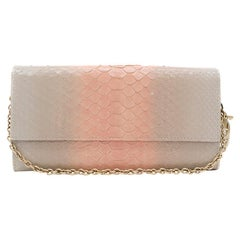 Dior Lady Dior Ombre Wallet On Chain