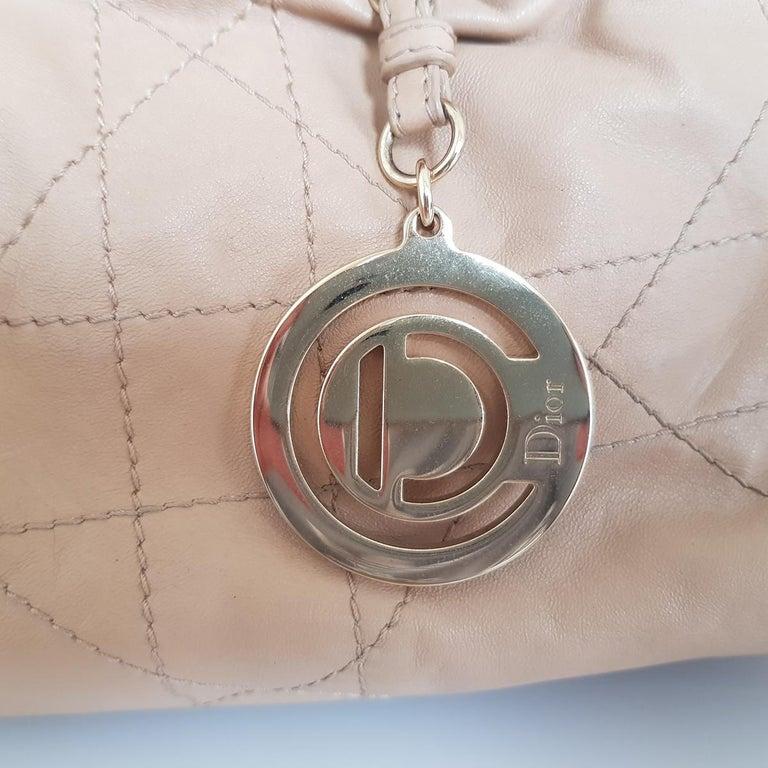 Women's Dior Leather Handbag For Sale