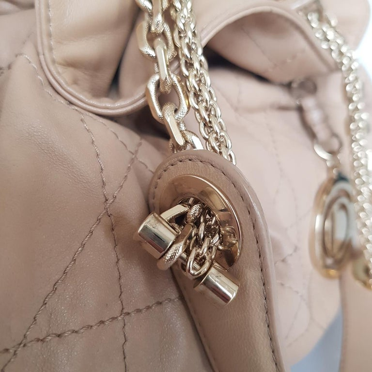 Dior Leather Handbag For Sale 2