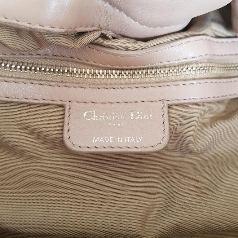 Dior Leather Handbag For Sale 4