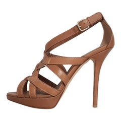 Dior Leather Sandal 38,5