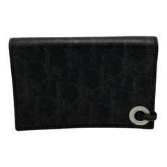 Dior Mini Clutch Bag with Silver Hardware
