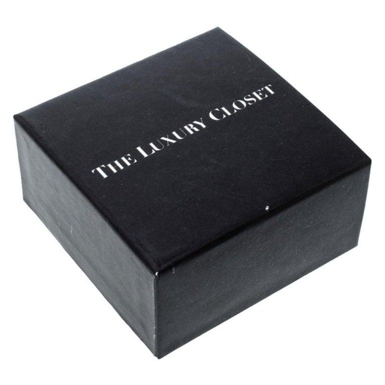 Dior Mise en Dior Faux Pearl Gold Tone Necklace For Sale 1