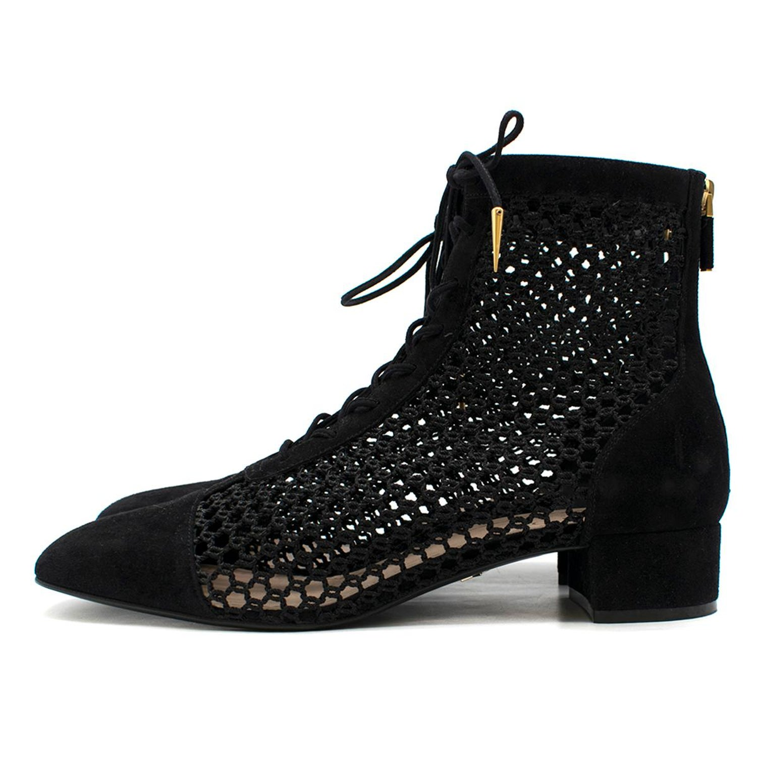 655d26bd78 Dior Naughtily-D 3cm Mesh Ankle Boot 41